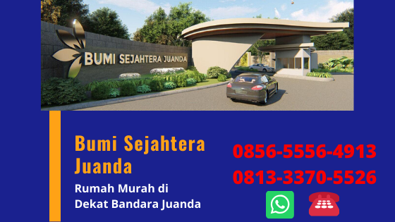 Kredit Rumah Syariah Sidoarjo Bumi Sejahtera Juanda
