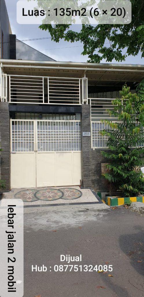Dijual Rumah Di Surabaya Utara