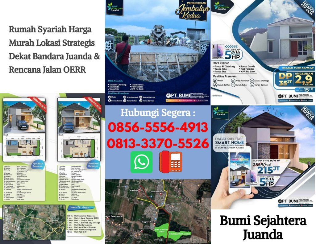 Rumah Syariah Sidoarjo