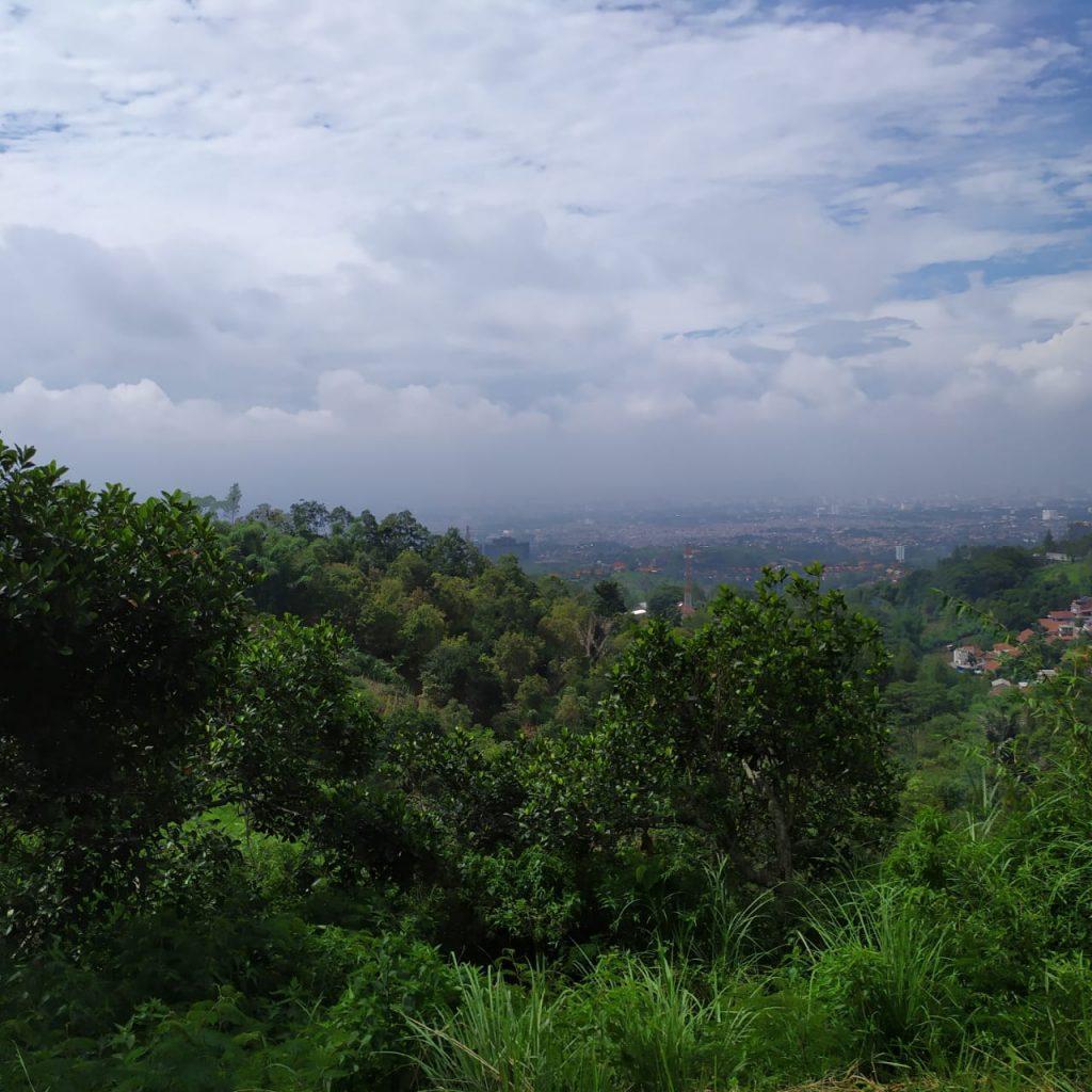 Jual Kavling Tanah Siap Bangun di Cimenyan Dago Bandung View Bandung Dekat Tempat Wisata Tahura dan Tebing Keraton