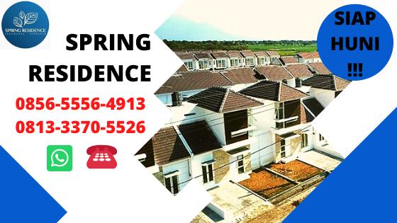 Rumah Siap Huni Sidoarjo, Call/WA 0856-5556-4913