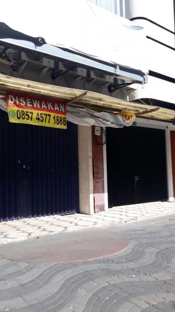 Disewakan Ruko GWalk Citraland Surabaya