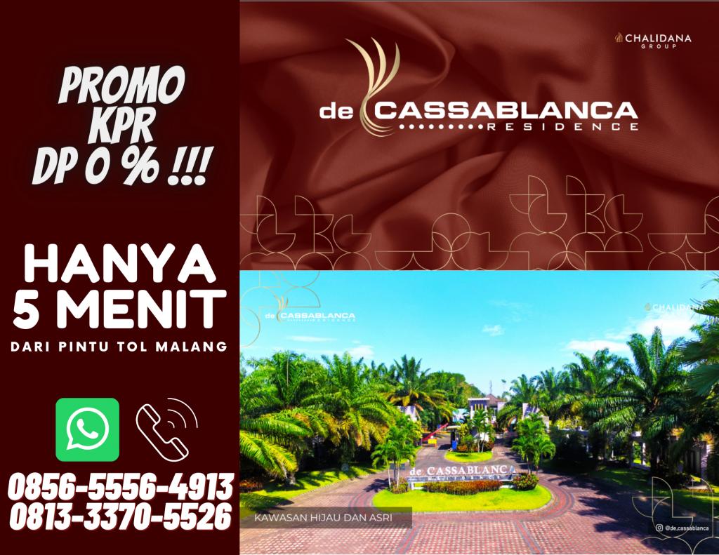 De Cassablanca Residence Malang