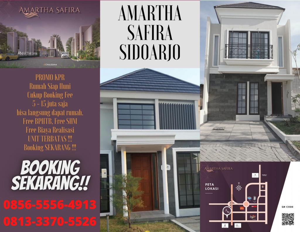 Promo Amartha Safira Sidoarjo