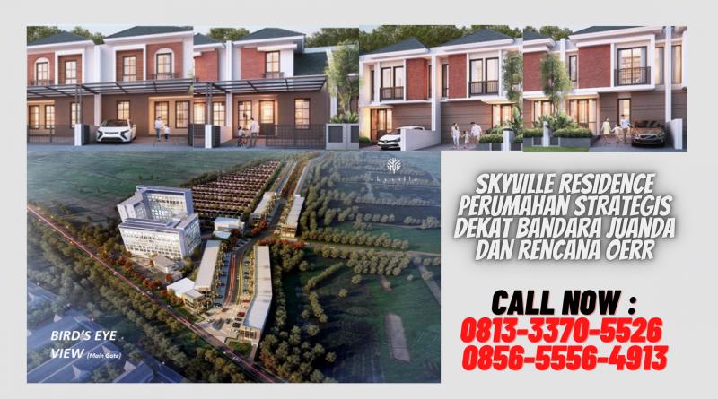 Skyville Residence Juanda