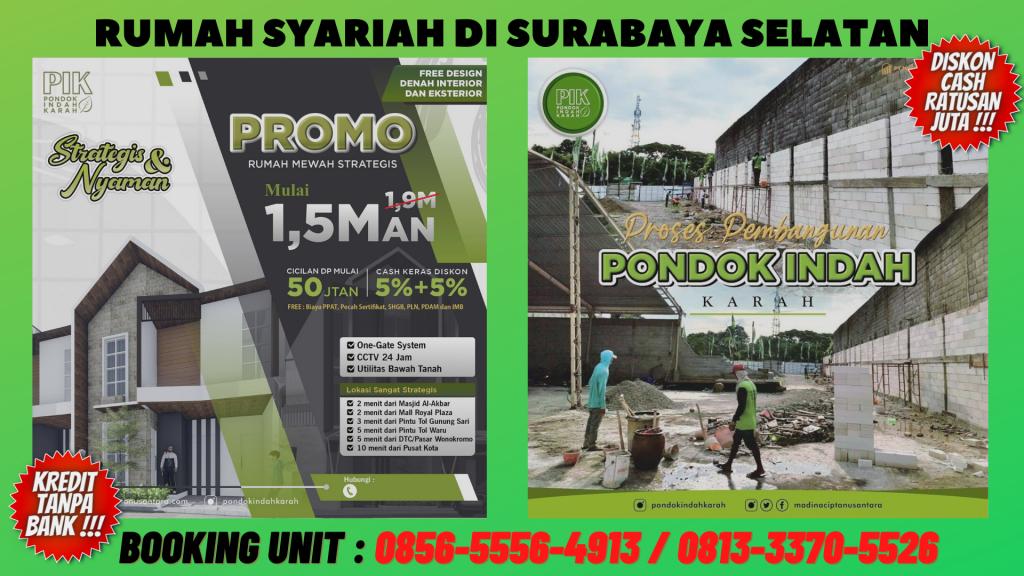 Kredit Rumah Syariah Surabaya